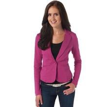 2020 New Casual Blazers and Suit Women Jacket Coat Long Sleeve Slim Cotton Offic