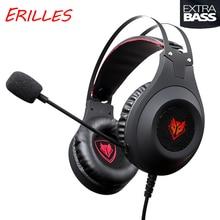 цена на Mobile PS4 Xbox PC Headphones with Microphone Earphones for Teamyo N2 Computer Stereo Gaming Headset Gamer