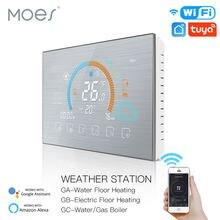 Wi fi терморегулятор программируемый Температура Управление;