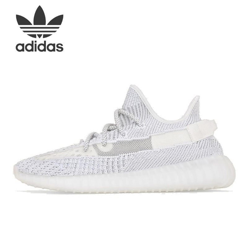 Adidas Originals Yeezy Boost 350 V2 static Reflective Shoes Sneakers Men's Running Sport Shoes for Unisex Women B37572