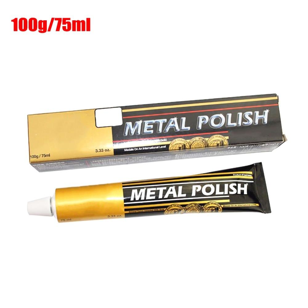 Metal Polish Magic Cream