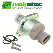 Bomba de inyector de combustible, válvula de Control de succión de presión SCV para Toyota, Mitsubishi, Mazda, Nissan, Navara 294200