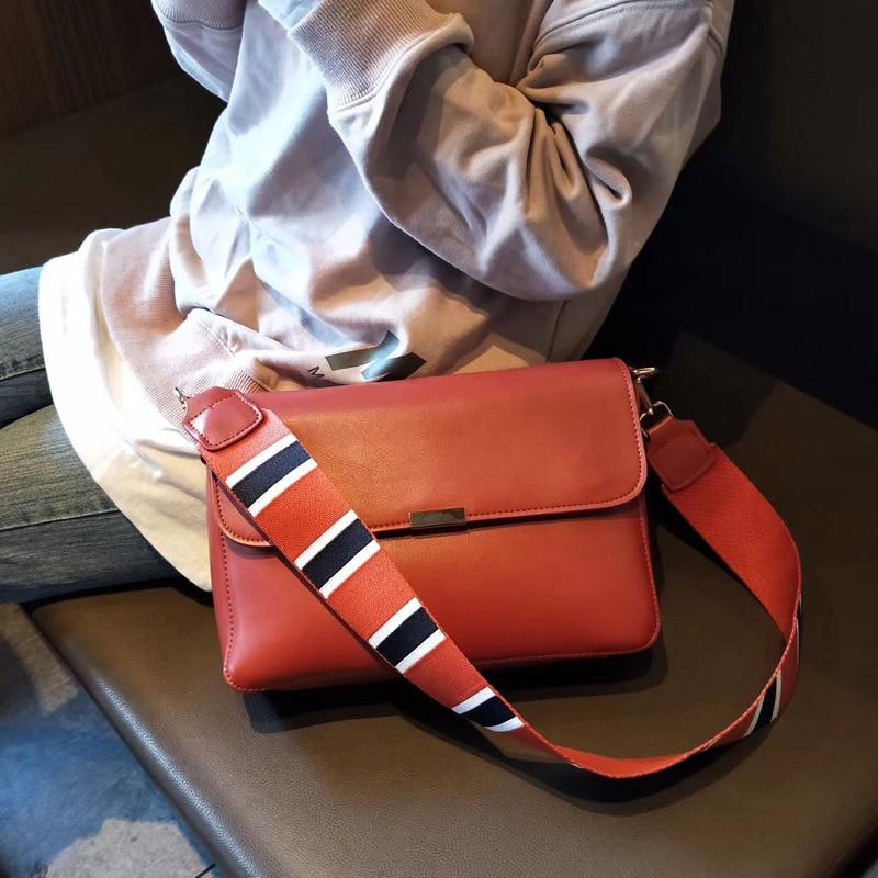 Genuine Leather Women Shoulder Bag Luxury Handbags Women Bags Designer Cross Body Bags Bolsos Para Mujer