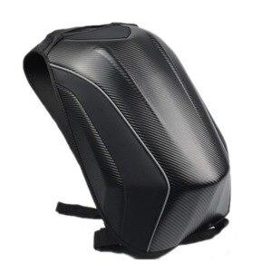 Professional Black Motorcycle Bag Waterproof Motorcycle Backpack Touring Luggage Bag Motorbike Bags Moto Magnetic Tank Bag