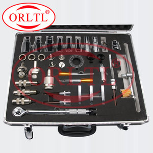 Image 5 - ORLTL Upgraded version Disassemble Tools  Diesel Fuel Injector Repair Equipment Nozzle Injection Common Rail Inyector Repair