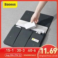 Baseus Laptop Tasche für Macbook Pro 13 15 zoll Fall Tablet Sleeve Notebook Cover für Macbook Air Ordinateurs Tragbare Geräte Zubehör