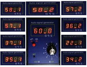 Image 4 - Automobile Auto Vehicle Signal Simulator Generator Car Hall Sensor Crankshaft Position Sensor Signal Tester Meter 2Hz To 8KHz