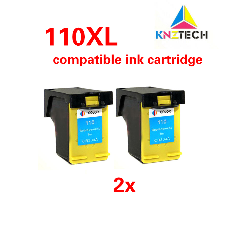 110xl compatible for <font><b>hp110</b></font> CB304A compatible INK cartridge compatible for 110 Photosmart A310/A516/A616/A716 A526 image