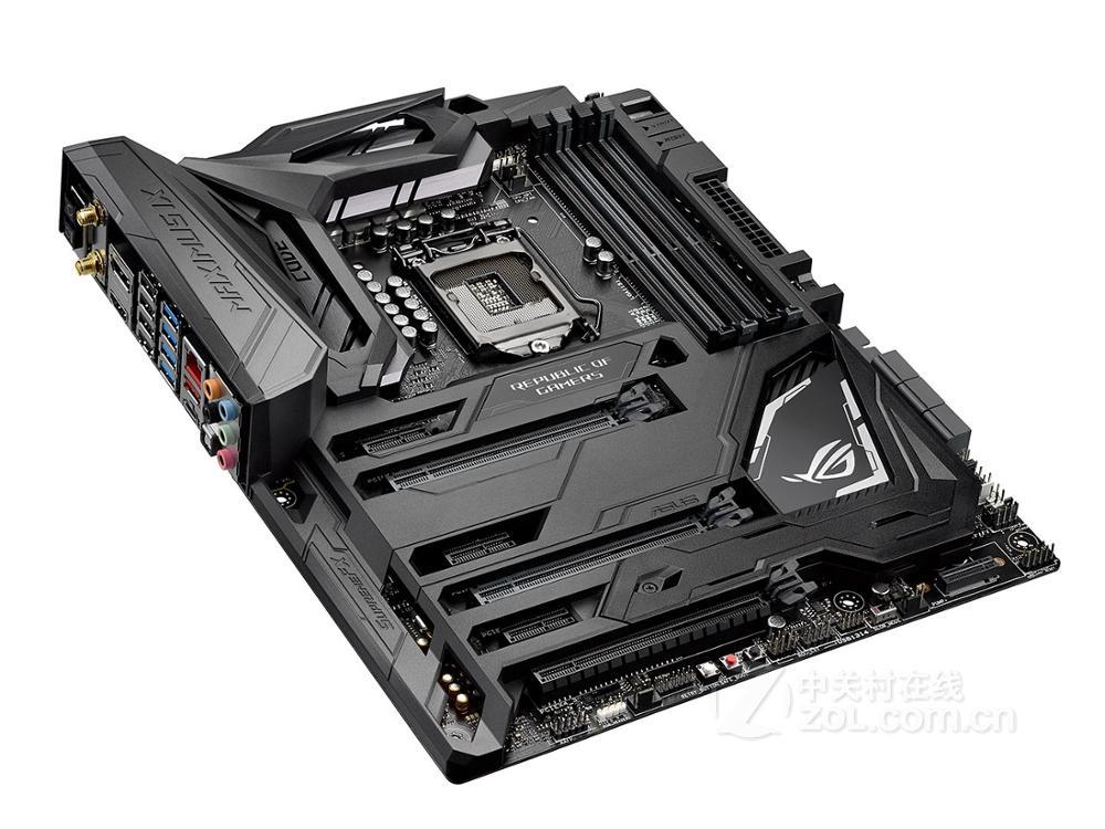 Asus Z270 MAXIMUS IX CODE ROG M9C Desktop  Motherboard  1151 DDR4 Used Mainboard PC
