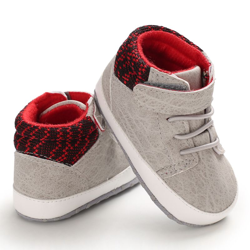 Infant Toddler Baby Boy Girl Shoes Soft Sole Baby Moccasins Canvas Shoes First Walkers Sport Shoes