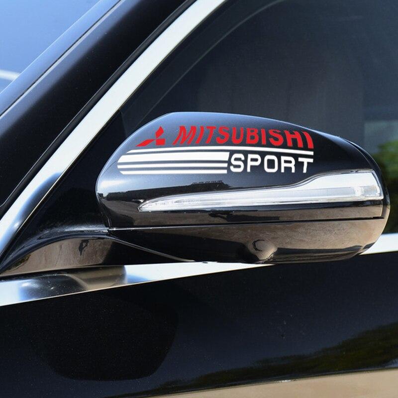Купить 2 шт автомобильная наклейка на зеркало заднего вида автомобиля