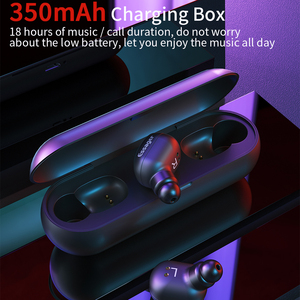 Image 4 - Essager T1 TWS Wireless Bluetooth 5.0 Earphone Headphones With Mic Sport Mini Cordless Headset True Wireless Earbuds For Phone