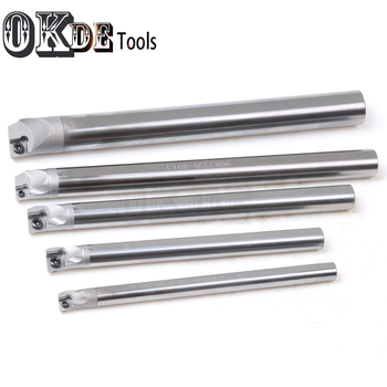 Factory outlets internal boring bar C10M C12Q C14Q C16R C18R C20S  SCLPR08 SCLPR09 hard alloy  tool holders lathe coolant hole