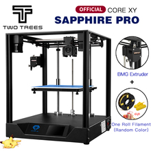 Twotrees stampante 3D CORE XY Sapphire Pro stampante BMG estrusore guida Corexy fai da te con MKS Robin Nano Touch Screen da 3.5 pollici TMC2208