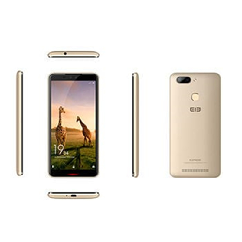 Elephone A3 Pro 5.46 Inch Smart Cellphone 3GB+32GB Android 9.0 MTK6739Quad-Core 1440*720 Pixels IPS Dual SIM Cards 4G LTE