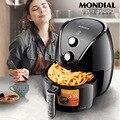 Monda воздушная фритюрница Бытовая безмасляная емкость глубокая сковорода полностью автоматическая фри машина умная печь