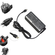 EU/US/UK/AU Plug Power Adapter 20V 3.25A 65W USB Typ C Ac Power adapter Ladegerät für Lenovo MIIX 720/PRO/X1/T570/P51s Laptop