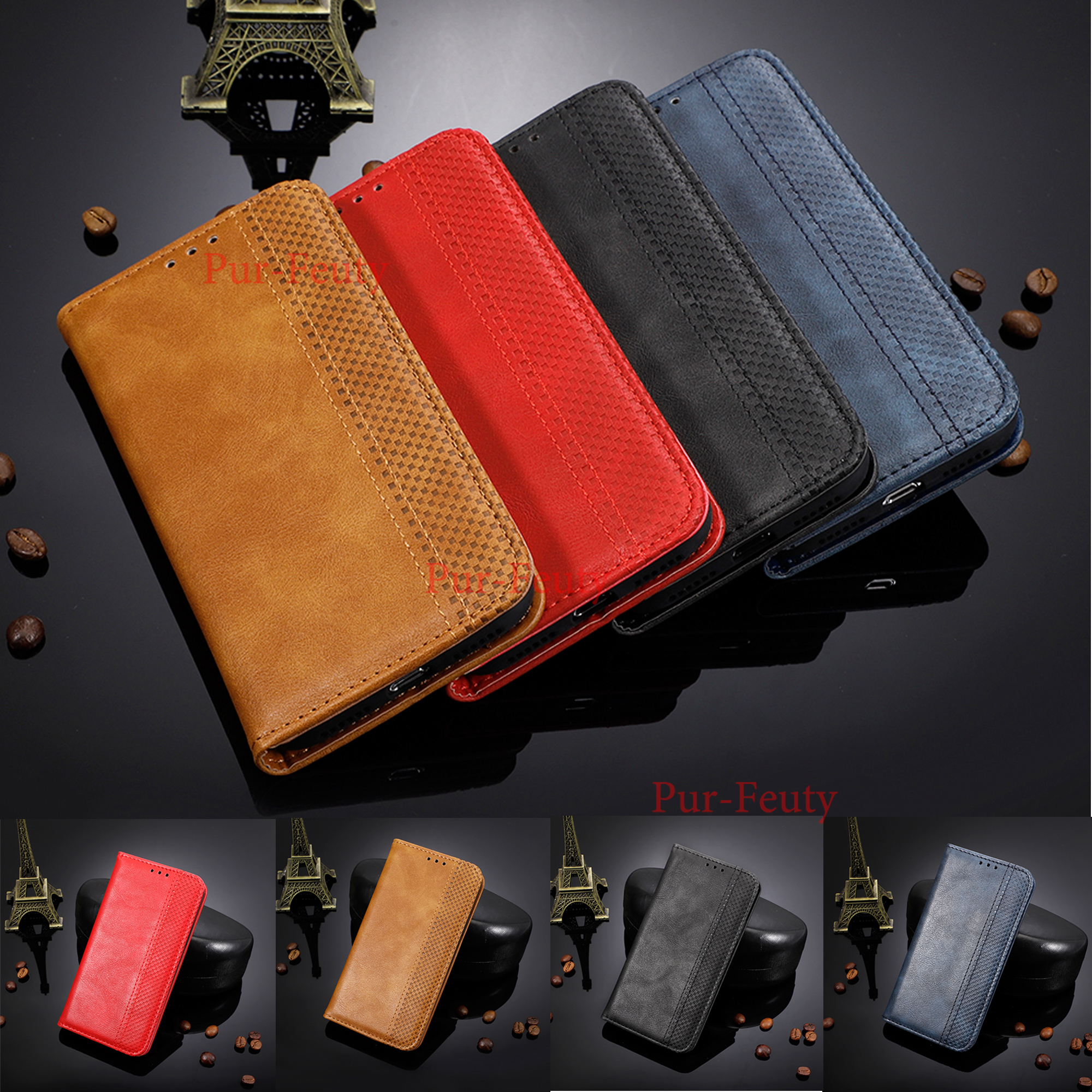 for Samsung Galaxy A 70s A70S A70 S Cover Magnet Retro Leather Coque for Samsung A7 <font><b>2018</b></font> A70 A <font><b>70</b></font> SM-A705F A705 wallet Covers image