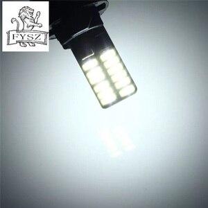 Image 5 - 10 stücke T10 LED canubs W5W 4014 194 Auto lichter bulb Auto herstellung unabhängige 24 led glühbirne ist sehr helle Weiß, gelb