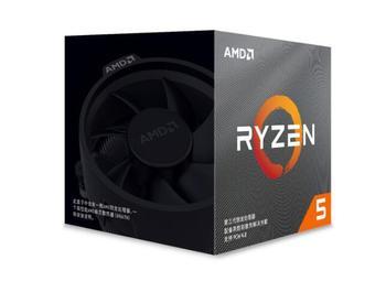 AMD R5 3600XT+Asus B550 motherboard set