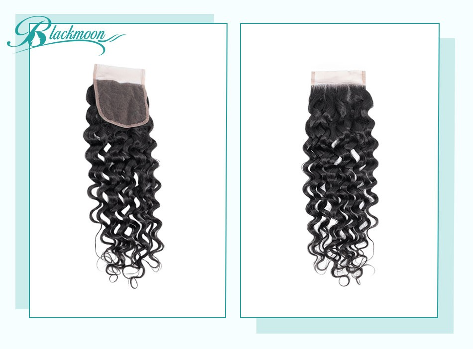 water wave hair weave 3 4 bundles with closure--3+4_03