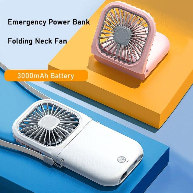 Business Travel Portable device Hanging Mini Portable Fan