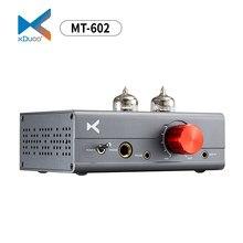 Xduoo MT-602 tubo amplificador duplo 6j1 mt602 tubo de alto desempenho + classe um amplificador de fone de ouvido