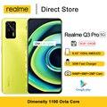 Realme Q3 Pro 5G мобильный телефон 6 ГБ 128 6,43