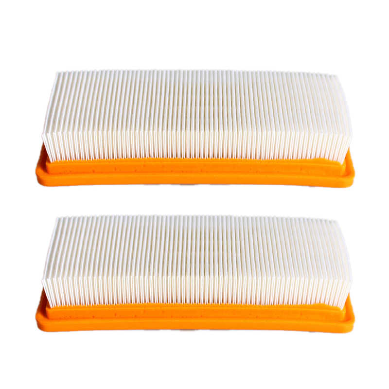 Los filtros de polvo reemplazan las piezas de la serie Karcher DS DS5500 DS6000 DS5600 DS5800 193*98mm hogar