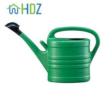 Пластиковая банка для полива домашнего хозяйства, удобный садовый инструмент с удобным захватом, для гладкой поверхности, без блеска, необходимое для сада|Канистры для воды|   | АлиЭкспресс