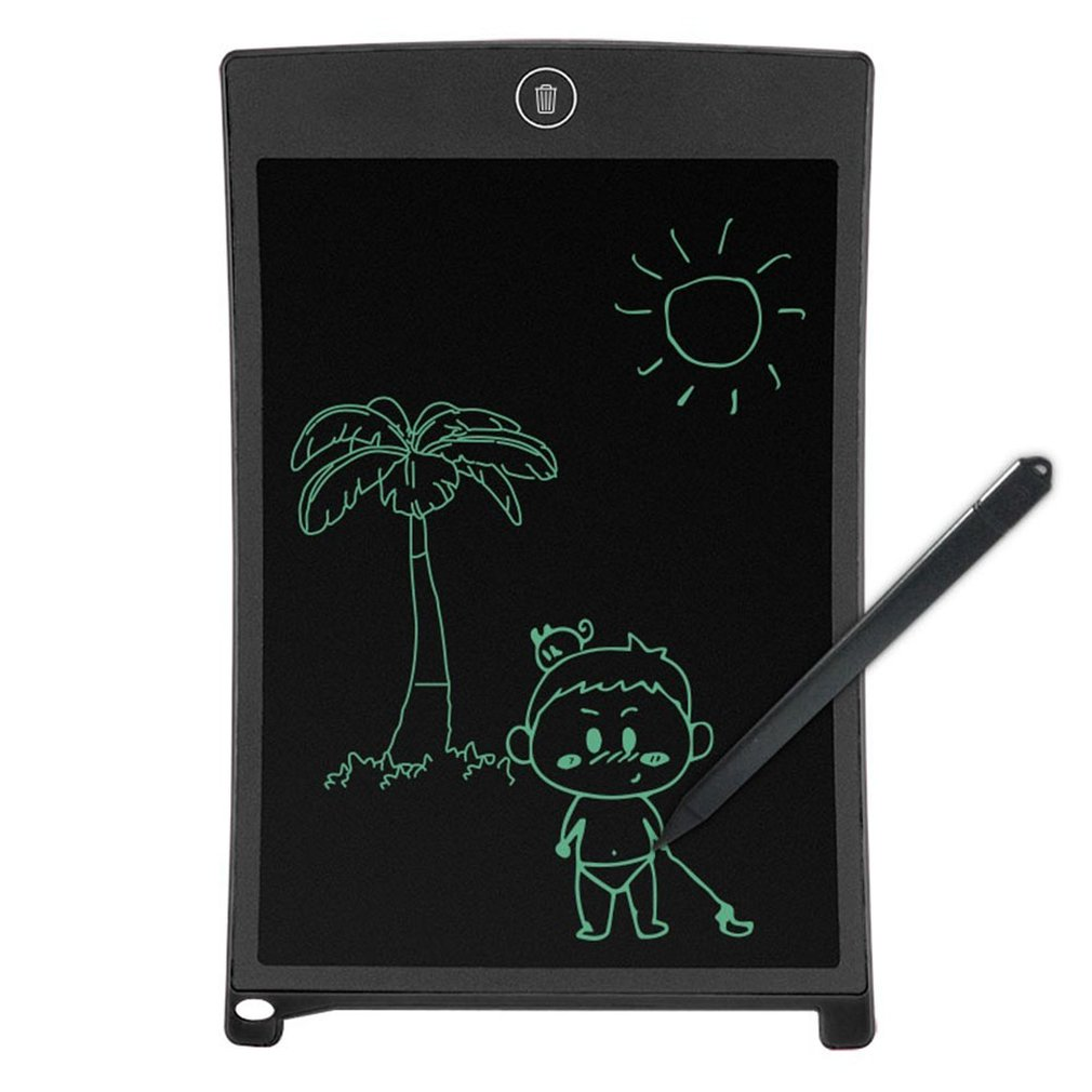 8.5 Inch Portable Smart LCD Writing Tablet Electronic Notepad Drawing Graphics Tablet Board With Stylus Pen With CR2020 Battery