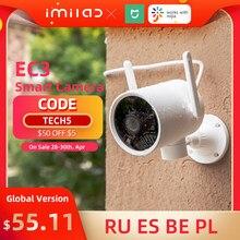Global Version IMILAB EC3 Outdoor Camera Ip Camera Wifi Mi Home Security Camera 2K Night Vision Cctv Camera Surveillance Camera