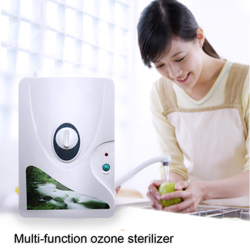 Fruit Vegetable Degradation Detoxification Ozone Water Purifier Household Multifunctional Detoxification Ozone Generator 600mg linlin multifunctional fruit and vegetable purifier ozone machine fruit and vegetable detoxification machine air sterilizer