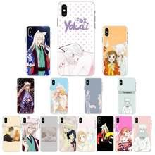 Чехол для телефона с аниме Kamisama Hajimemashita Tomoe для iPhone X XS MAX 6 6s 7 7plus 8 8Plus 5 5S se 2020 XR 12 11 pro max
