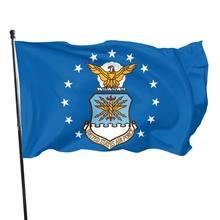 90x150cm USAF United States Air Force Blue Wings Logo Flag