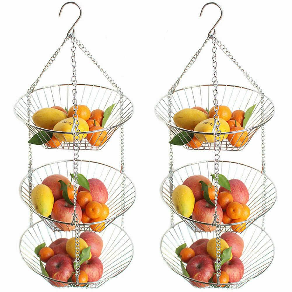 Выдвижные корзины для кухни: разумное использование пространства | 1001x1001