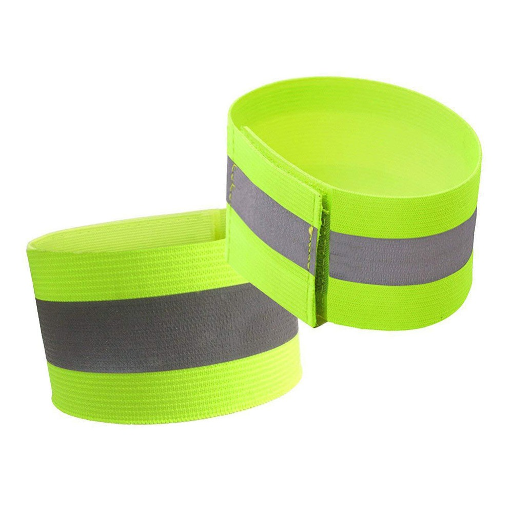 Ankle Bicycle Pants Clip Wrist Cuff for Arm NLGToy 6pcs Bicycle Reflective Safe Leg Pants Clip Strap Beam Band Bottom Belt for Women and Men Cycling Walking Bike Safety Tape Straps Leg