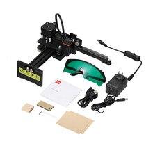 KKMOON Master 2 Mini Laser grawer małe maszyny do grawerowania inteligentny NEJE CNC pulpit drukarki gospodarstwa domowego rzemiosło artystyczne DIY wiertła