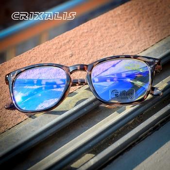 CRIXALIS Square Reading Glasses For Women Men Vintage Prescription Myopia Presbyopic Eyeglasses Computer Glasses Male Female