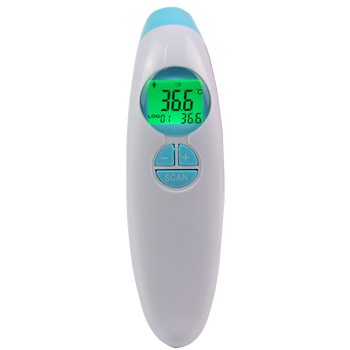 Ear Forehead LCD Digital Measurement Infrared Electronic Thermometer Baby Thermometer Medical Infrared Accurate