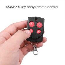 KEBIDU Universale Automatica Clonazione di Controllo Remoto 315/433/868MHZ Multifrequenza PTX4 Copia Duplicatore per il Portello Del Cancello Del Garage