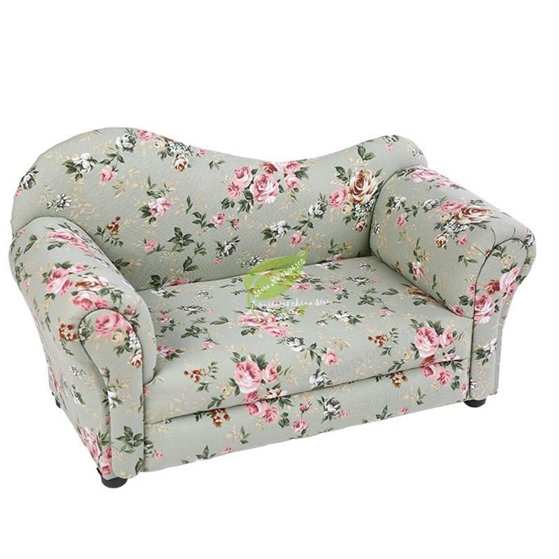 Child Sofa Bed Corner Single Seat Sofa  Design Luxury Sofa  Furniture Living Furniture Pink Couch Single