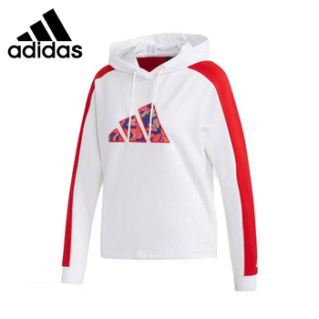 Original New Arrival Adidas CNY SWEAT HD Women's Pullover Hoodies Sportswear 1