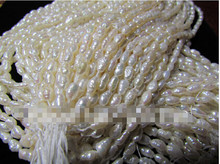 "+ + + 817 15.5 ""Berbudaya Mutiara Air Tawar 3 Mm X 5 Mm (5 Strand)(China)"