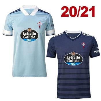 2020 2021 Celta Vigo camiseta de fútbol fóra de casa Iago Aspas Adult RAFINHA Gomez Sisto camiseta de futbol jerseys 20 21 i iago