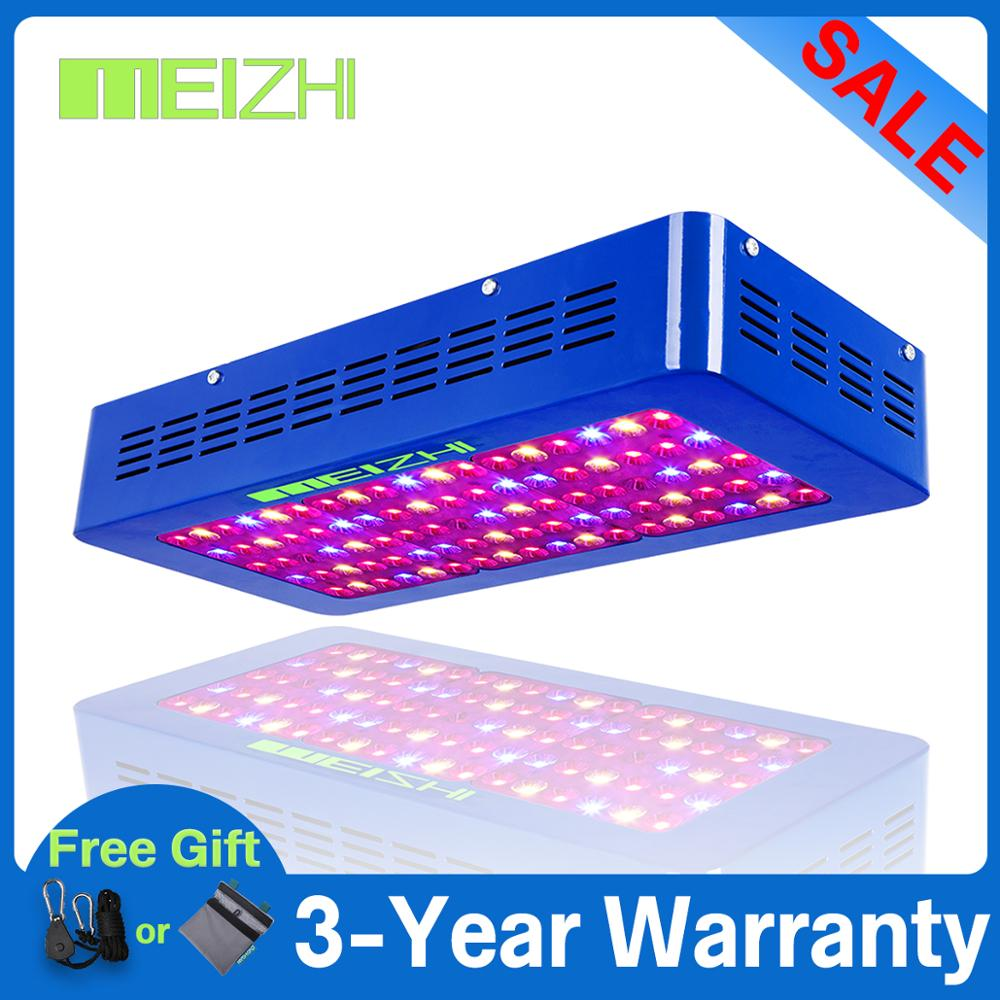 MEIZHI Reflector LED 450W Grow Light Full Spectrum Indoor Hydroponics Plant Growing Light For Gaden Greenhouse