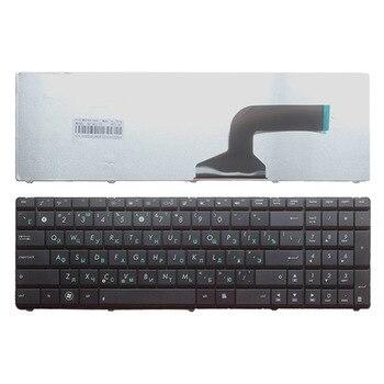 Новая русская клавиатура для ноутбука ASUS K53 X55A X52F X52D X52DR X52DY X52J X52JB X52JR X55 X55C X55U K73B NJ2 RU Black