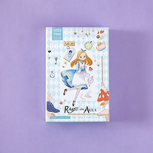 Happy Girl Paper Greeting Card Lomo Card(1pack=28pieces)
