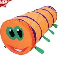 Baby Zelt Kinder Spielzeug Crawling Tunnel Kinder Outdoor Indoor Spielzeug Tube Baby Spielen Kriechende Spiele Jungen Mädchen Beste Geburtstag Weihnachten geschenk