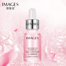 rose face serum  whitening facial 15ML essence skin care korean makeup shrink pores